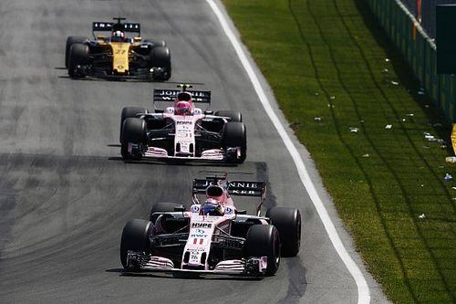 Конфликт в Канаде вынудил Force India думать о командных приказах