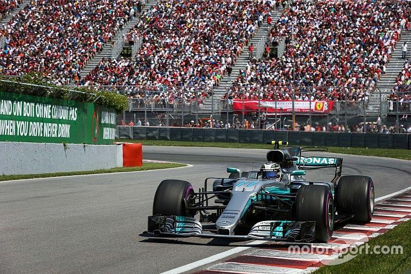 F1 2017: Langer Radstand von Mercedes bringt mehr Vor- als Nachteile