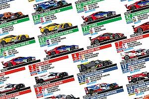 24 heures du Mans Contenu spécial Téléchargez votre guide des engagés aux 24 Heures du Mans!