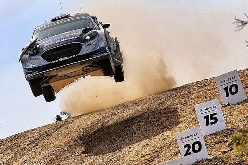 İtalya WRC: Ott Tanak ilk zaferini kazandı!