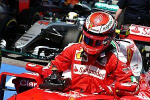 法拉利不解赛车突然变慢原因