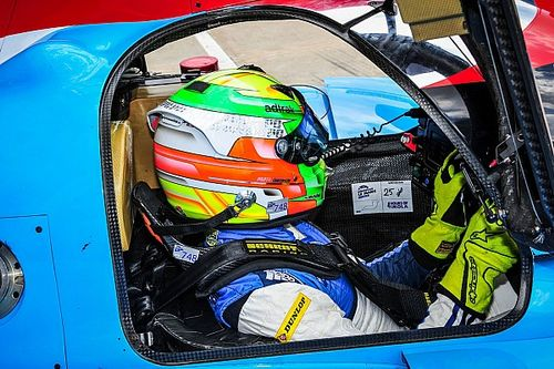 Ghorpade joins FFF Racing for Lamborghini Super Trofeo season