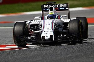 Williams can still challenge Red Bull - Massa