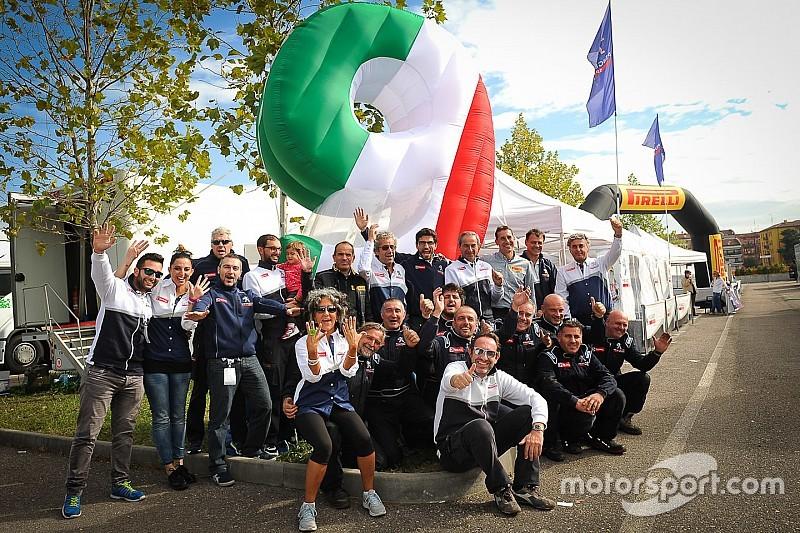 Il personaggio Peugeot - Marco Passaniti: il team Peugeot Sport Italia squadra vera