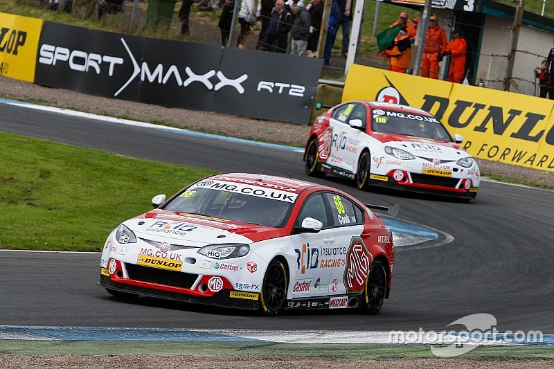MG appeals against Silverstone exclusion