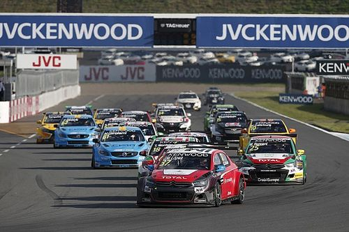 WTCC-2 category scrapped for 2017