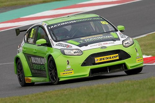 Lines to return to BTCC for rest of 2017 season