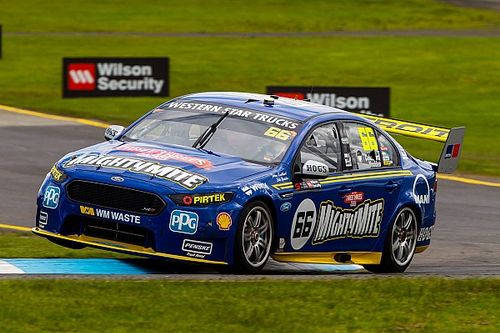 Sandown 500: Coulthard fastest in opening practice