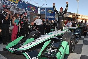 Pagenaud wins IndyCar title with dominant win