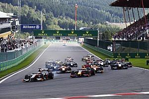 FIA F2 Últimas notícias FIA confirma mudança e GP2 passa a se chamar Fórmula 2