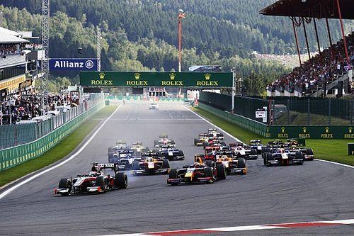 FIA confirma mudança e GP2 passa a se chamar Fórmula 2