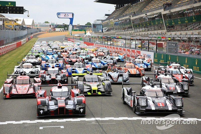 2017 Le Mans 24 Hours 14 Teams Invited