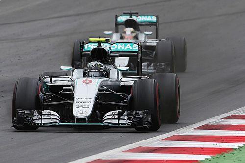 "Wolff: Last-lap Mercedes collision was ""brainless"""