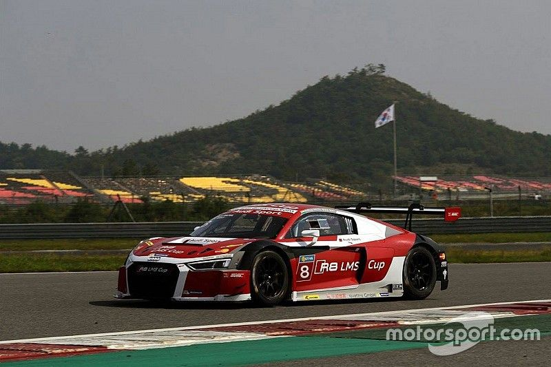 Taiwan Audi R8 LMS Cup: Patel continues his points run