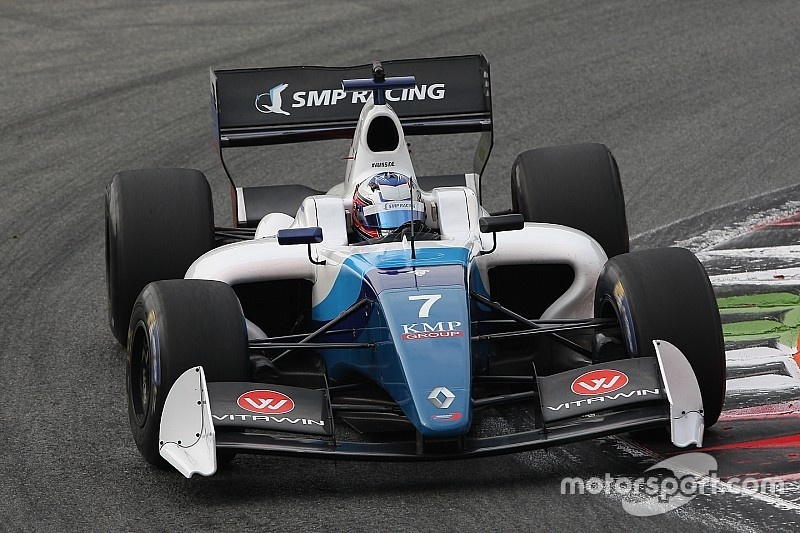 Monza F3.5: Orudzhev storms from fifth to win Race 2