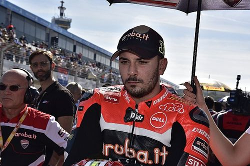 Giugliano exits World Superbikes with Tyco BSB deal