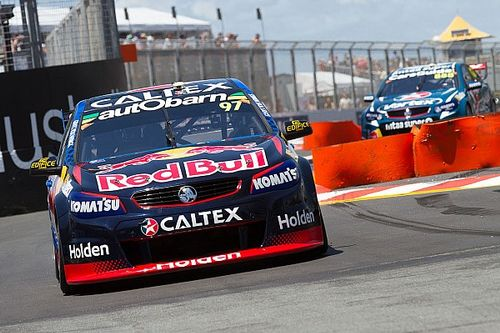Gold Coast 600: Van Gisbergen tops frantic third practice