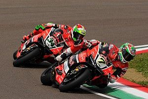 Ducati - Week-end compliqué, malgré de nombreuses nouveautés