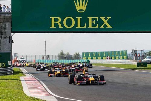 GP2匈牙利主赛:加斯利再胜,Prema再包揽1-2
