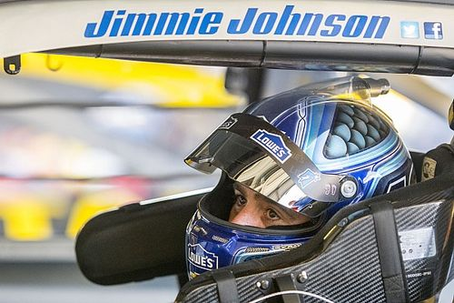 How Jimmie Johnson is making sure Chicagoland error doesn't happen again