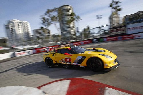 "Corvette Racing's Milner fumes, ""I got wrecked"""
