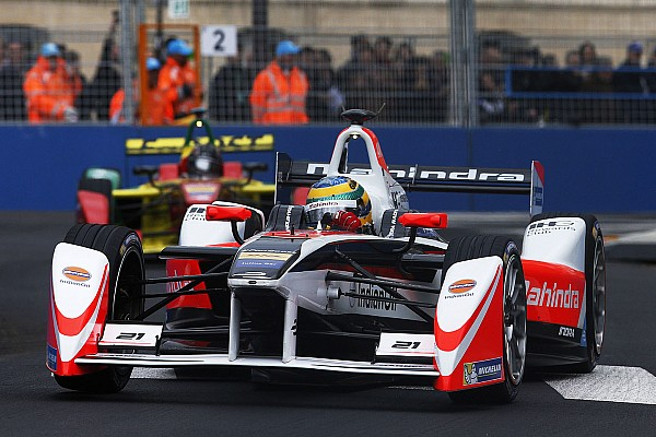 Formula E Mahindra Debrief: Shining over Berlin qualifying snag