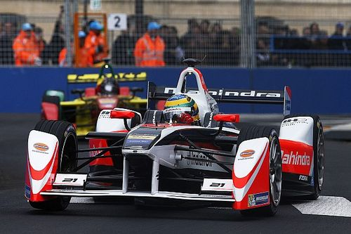 Mahindra Debrief: Shining over Berlin qualifying snag