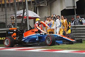 Wehrlein says DRS did not cause his accident