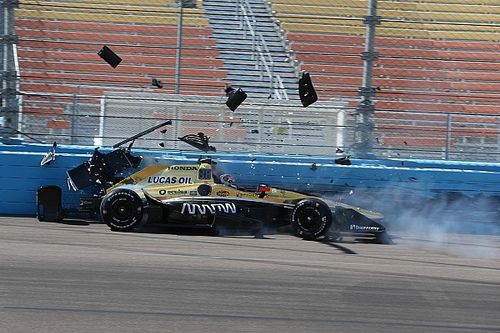 New IndyCar body kit aims to prevent side-impact injuries