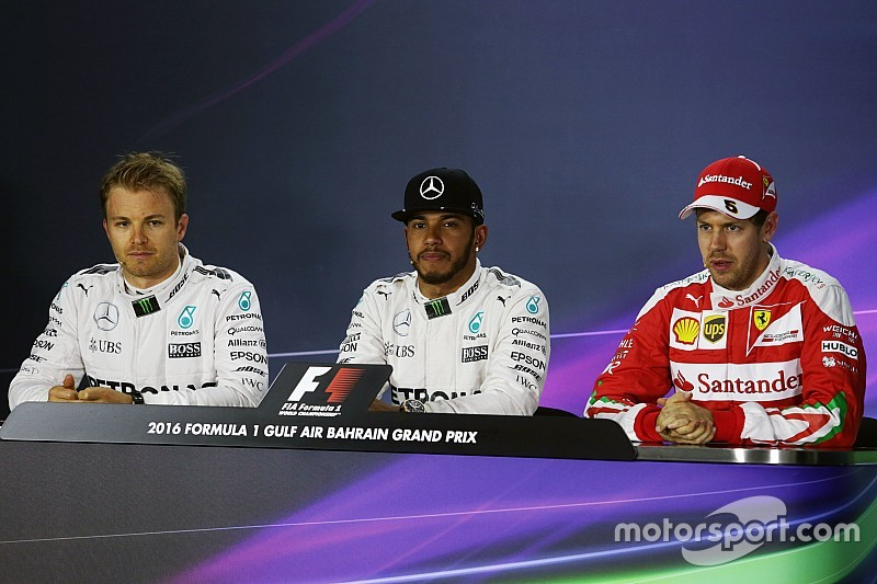 Bahrain GP: Post-qualifying press conference