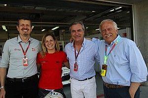 """Steiner sobre Sainz: """"No he visto ningún piloto tan concienzudo en mi vida"""""""