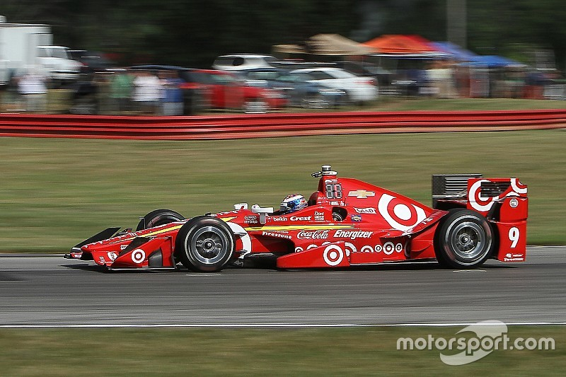 Dixon tops first practice at Watkins Glen, Daly crashes