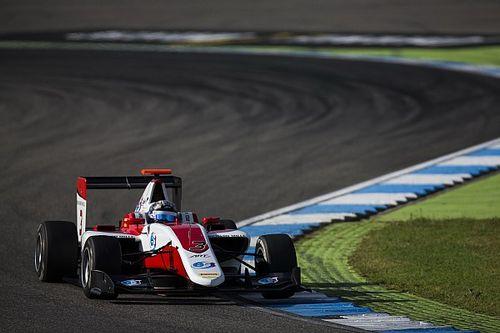 Hockenheim GP3: Albon sees off Leclerc for pole
