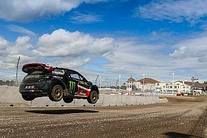 Canada WRX: Solberg keeps top spot as qualifying concludes