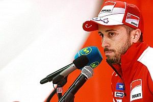Dovizioso held back by neck problem in Mugello practice