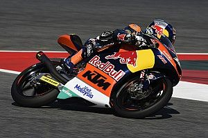 Moto3 Catalunya: Binder pole position, Pawi start keenam