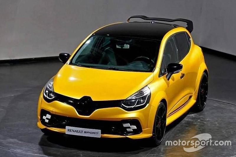 'Renault presenteert hardcore-versie Clio RS in Monaco'