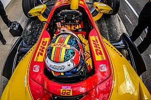 Herta, Hunter-Reay undecided over IndyCar cockpit protection