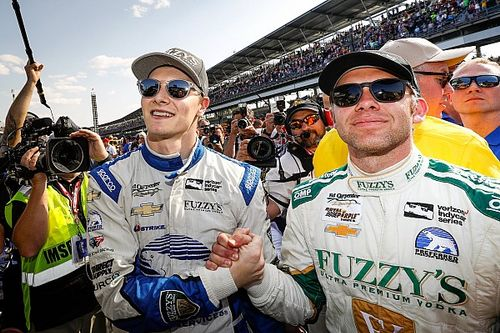 """Newgarden is """"one of the best"""" IndyCar drivers, says Carpenter"""