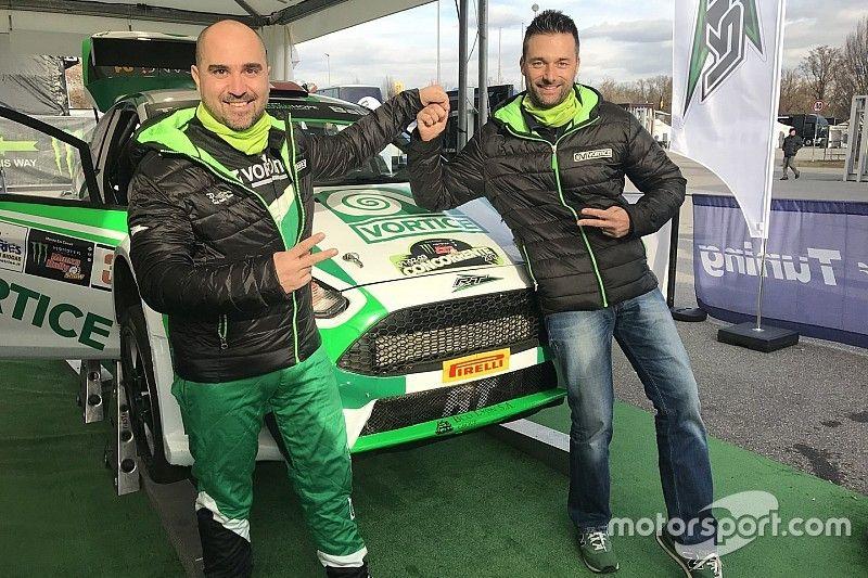 """Ballinari: """"Al Monza Rally Show per divertirmi, il futuro è da chiarire""""."""