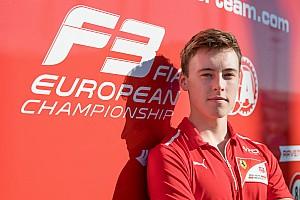 Євро Ф3 Важливі новини Юніор Ferrari стане напарником Шумахера у Євро Ф3
