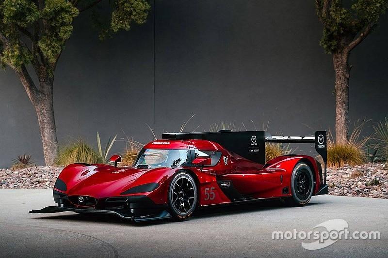 Mazda показала прототип для нового сезона IMSA