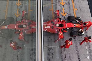 Формула 1 Новость Бывшим главным мотористом Ferrari заинтересовалась Mercedes