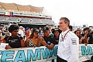 Формула 1 Еллісон: Мені пощастило працювати в Mercedes