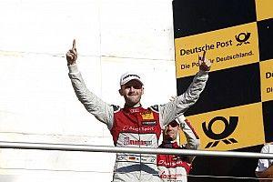 DTM Hockenheim: Rast kampioen in debuutjaar, Wittmann wint slotrace