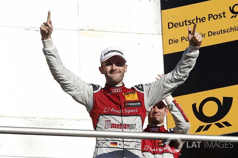 René Rast, champion DTM inattendu