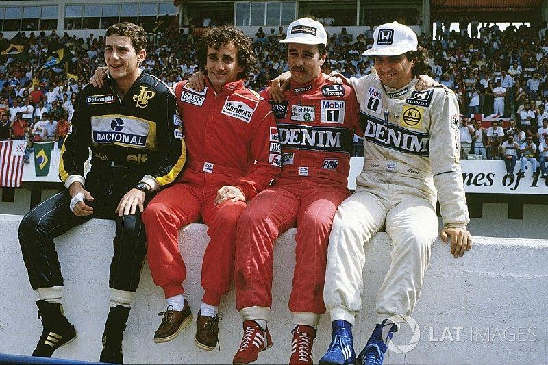 Лучшие из лучших. Все 33 чемпиона Формулы 1