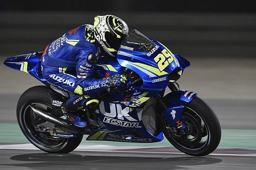 """Iannone ottimista: """"Termas mi piace e la mia Suzuki è adatta alla pista"""""""