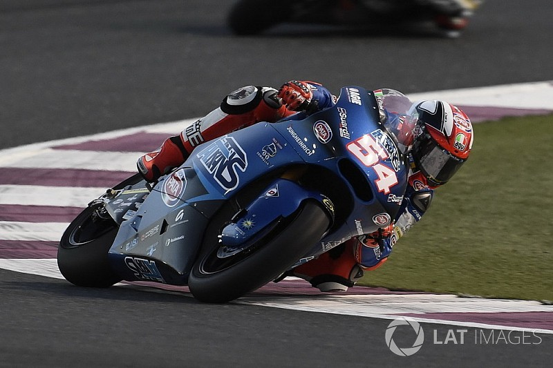 Termas, Libere 1: Pasini precede la KTM di Oliveira e Bagnaia