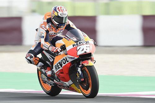 Termas, Libere 1: Pedrosa guida la doppietta Honda, bene Iannone terzo